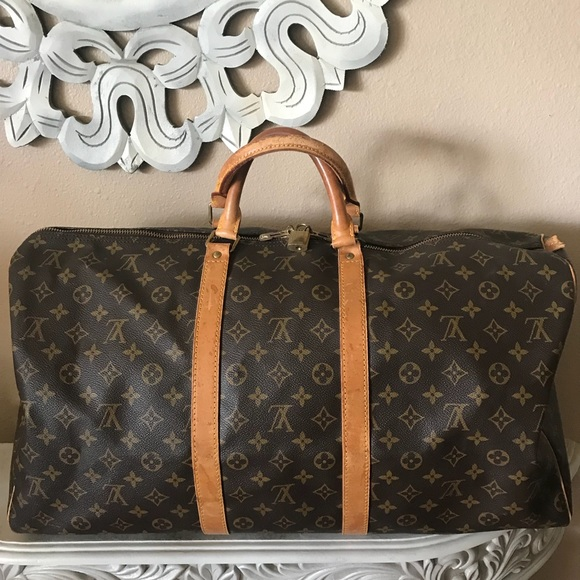 59677c4aa087 Louis Vuitton Handbags - Louis Vuitton authentic Speedy 50. Vintage